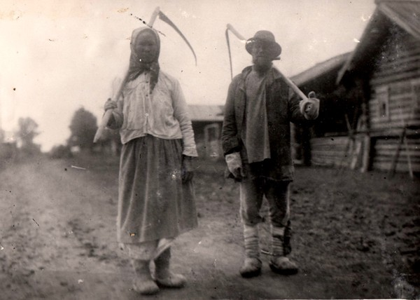 Удмуртские крестьяне