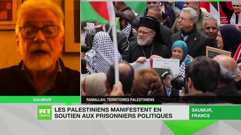 RT / Michel Raimbaud : Gaza est une grande prison à ciel ouvert pour les Gazaouis (18.04.19)