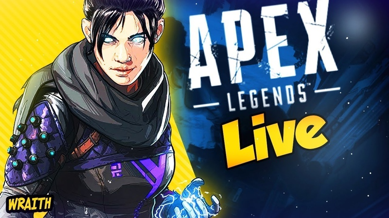 *LIVE* ¡Siempre fuertes! *Apex Legends* - Comando Casquillo (CMD)