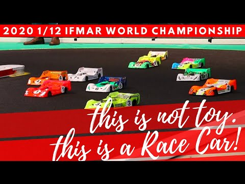 THIS IS NOT A TOY The 2020 1 12th IFMAR World Championship