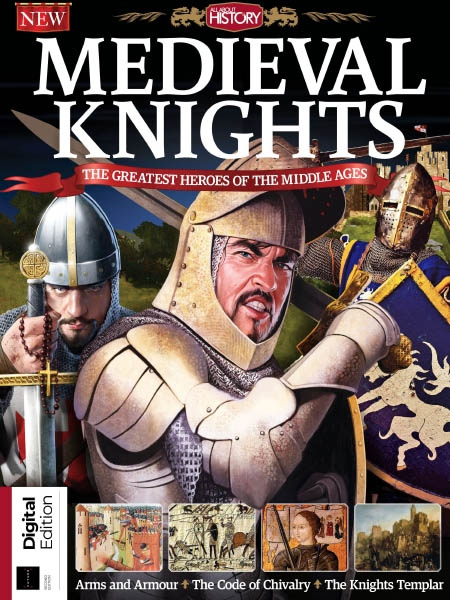 All About History Medieval Knights Ed2 2019