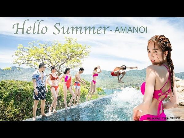 [Tập 28] - Ngọc Trinh, Vũ Khắc Tiệp chơi lớn chi 500 triệu review resort đắt nhất Việt Nam - Amanoi