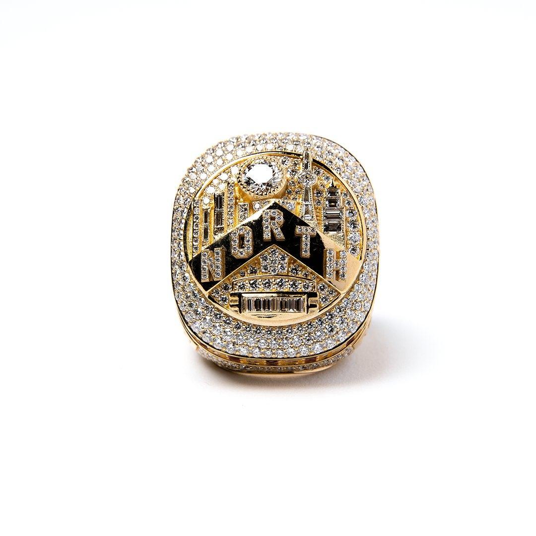 «Рэпторс» изготовили самые крупные чемпионские перстни в истории НБА