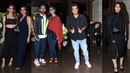 Sonakshi Sinha Looks so Fat at Jackky Bhagnani Grand Launch Party of his Music Label