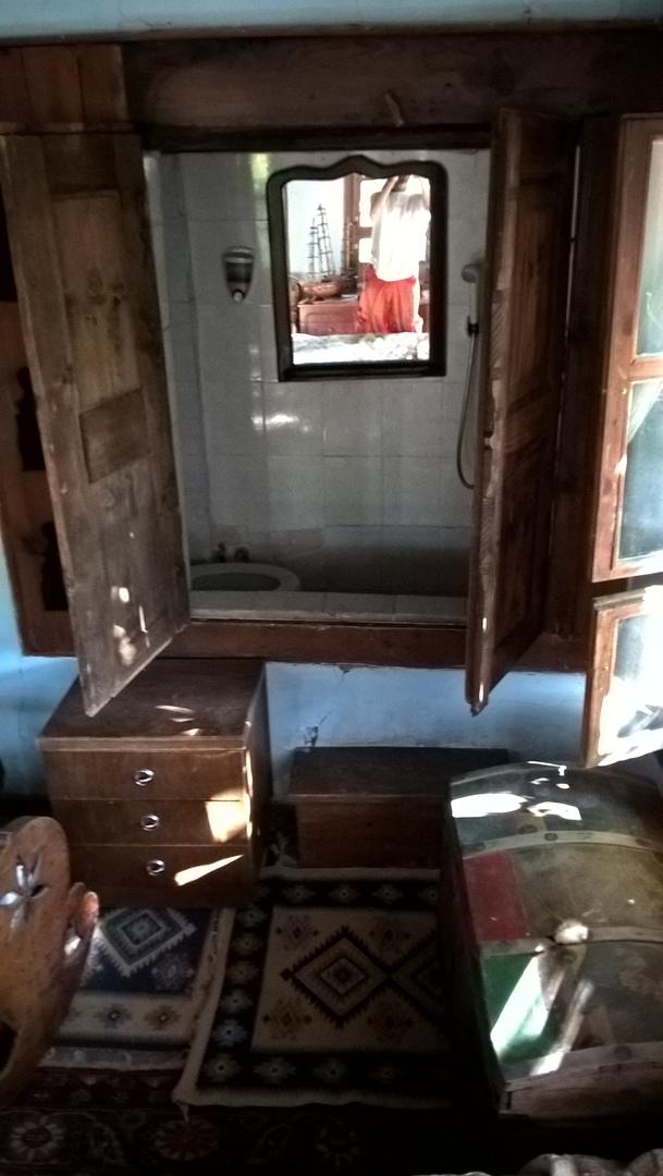 туалет в старинных конаках