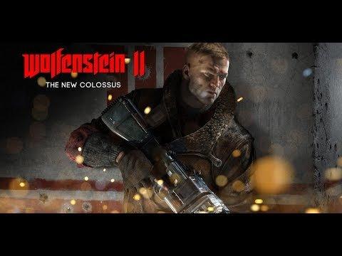 Поиграем? Wolfenstein II - The New Colossus 1 (RTX 2080 Core i9 9900k)