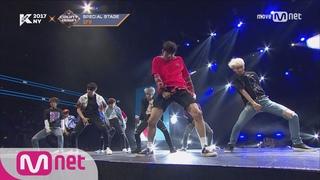 [KCON NY] SF9 - CALL ME BABY+Boy In Luv ㅣ KCON 2017 NY x M COUNTDOWN 170706