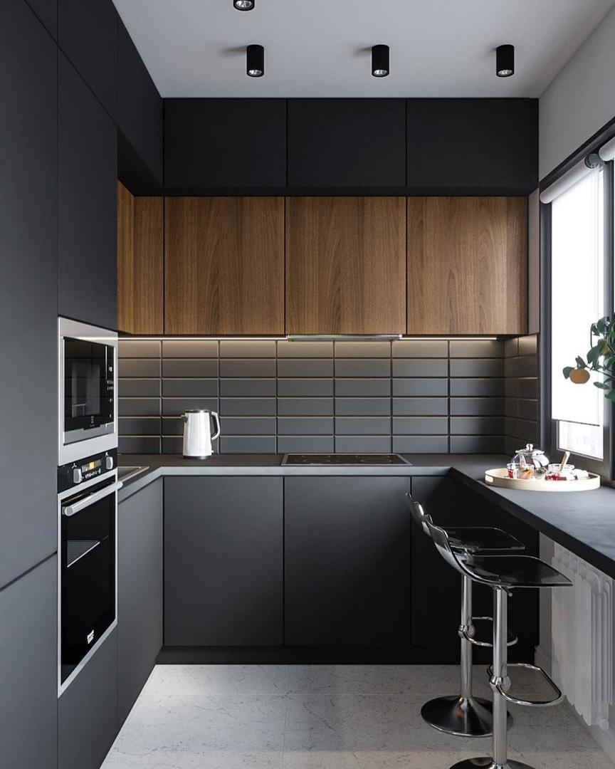 Дизайн-проект квартиры площадью 23.