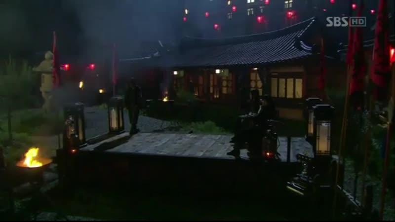 Воин Пэк Тон Су Ёвун 😭 8 серия