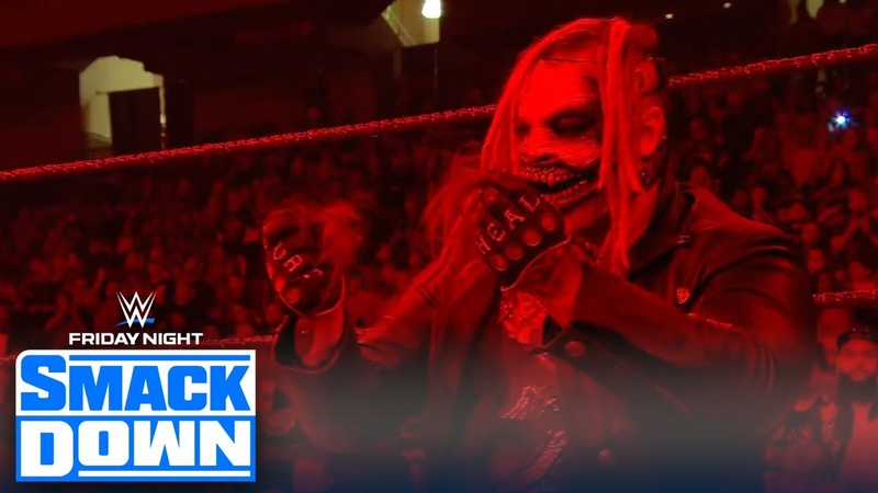 The Fiend appears to tear out Daniel Bryan's hair as Yes movement returns FRIDAY NIGHT SMACKDOWN