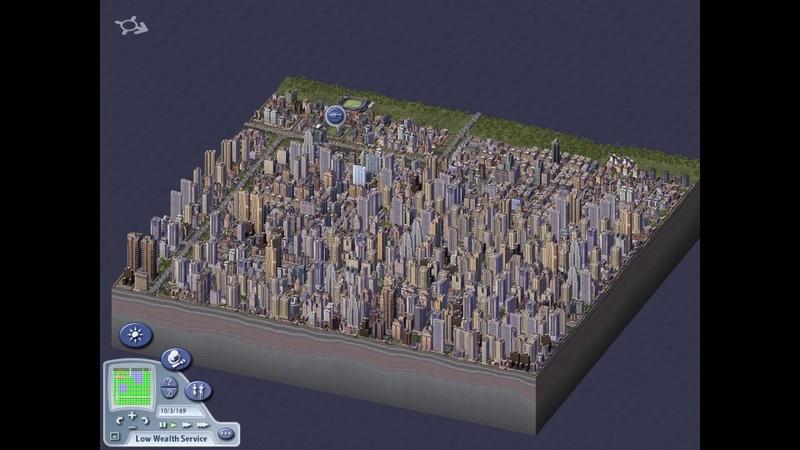Simcity 4 - Maxisland - 23 Million Inhabitants