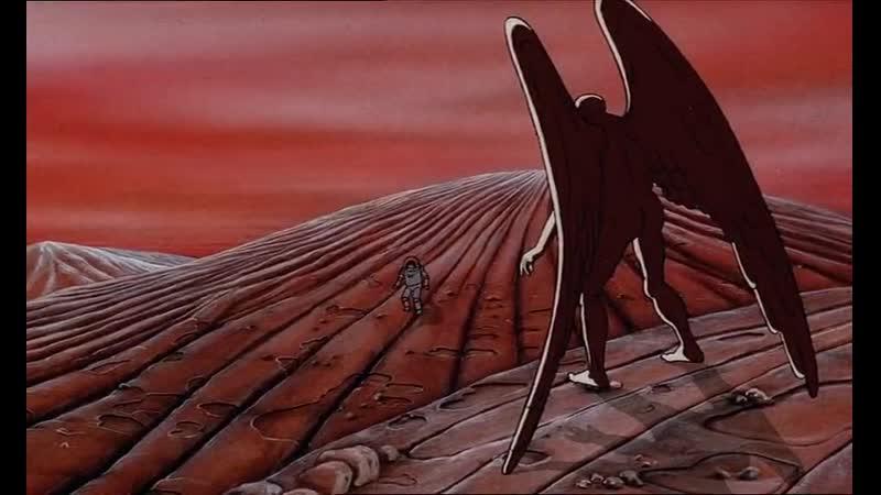 Фантастика. крутой мультфильм: Властелины времени (1982)