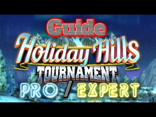 Golf Clash, Holiday Hills - Pro Expert Guide (Illustrated)