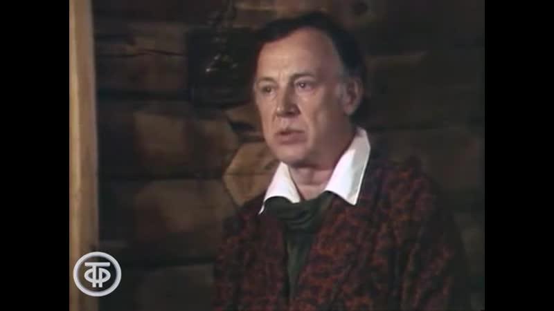 Александр Пушкин Медный всадник Исполняет Иннокентий Смоктуновский 1980