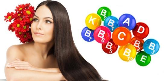 Витамины для волос, какие нужны