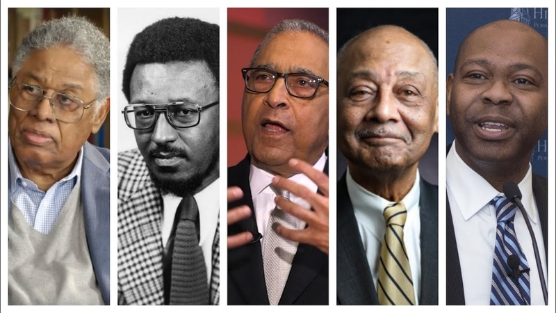 Thomas Sowell Black Wisdom Matters The Promise of Black Politicians