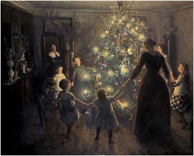 Рождество и Новый год в царской семье. Часть вторая., изображение №8