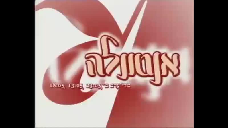 Реклама сериала Антонелла на канале ,,Viva