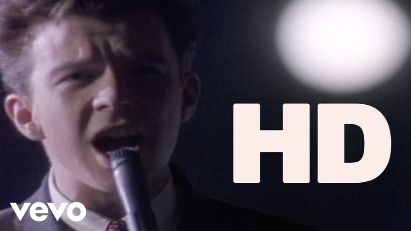 Rick Astley - It Would Take a Strong Strong Man (Official HD Video)