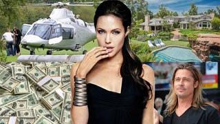 Angelina Jolie's Lifestyle ★ 2019