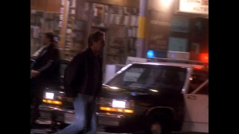➡ Детектив Нэш Бриджес (1996) 1 Сезон. 4-я серия. Сильный удар