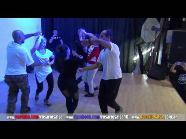 Rueda de Bachata Diego F Smud y Adrian Doblas