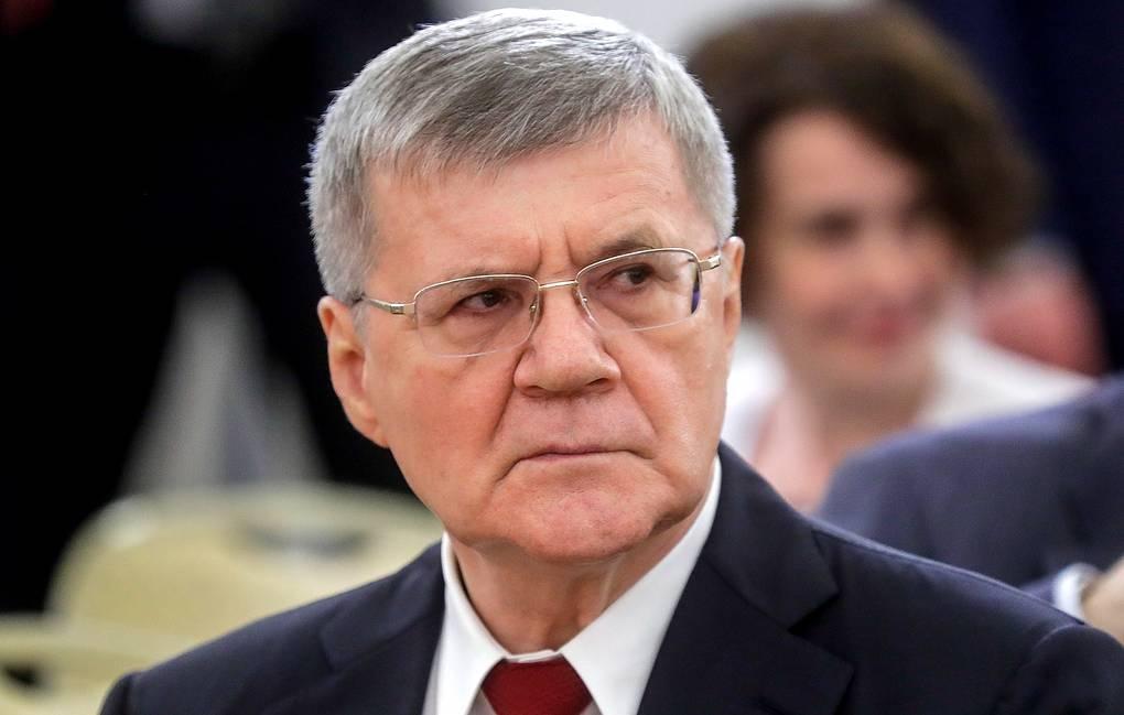 Путин предложил освободить Чайку от должности генерального прокурора