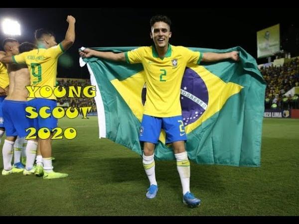 YAN COUTO ● New Dani Alves ● Season 2019 2020
