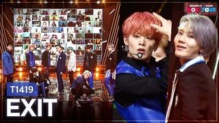 [Simply K-Pop CON-TOUR] T1419 - EXIT _