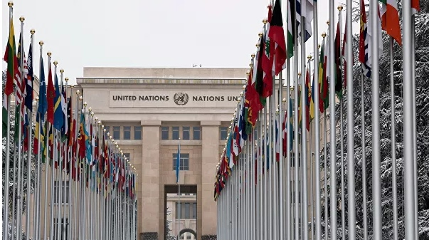 Украина потребовала запретить участие крымчан в форуме ООН