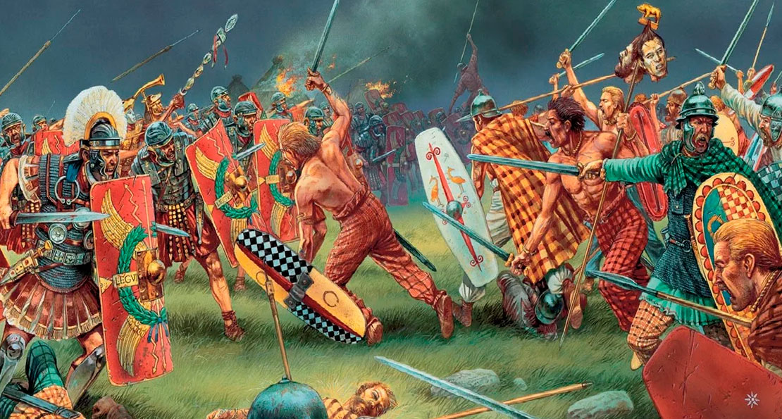 Атака кельтов