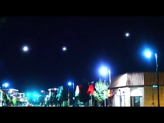 UFO Lights and Orbs are Back in Western Massachusetts UFOs Releasing Glowing Orbs Again