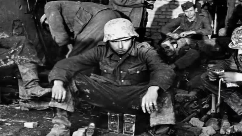 Солдат Вермахта о карателях войск СС Дирлевангера рассказ немецких ветеранов Ф