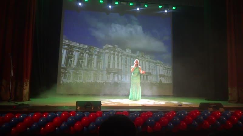Анищенко А.И. исполняет песню Россия- матушка