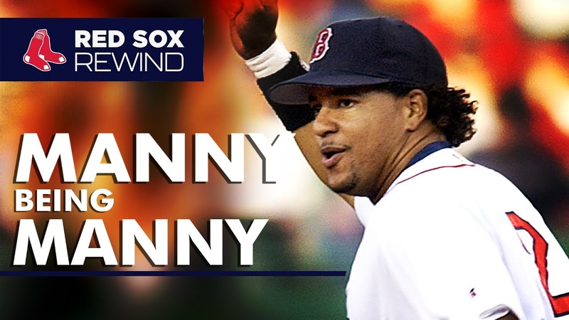 Best Manny Being Manny Moments Red Sox Rewind