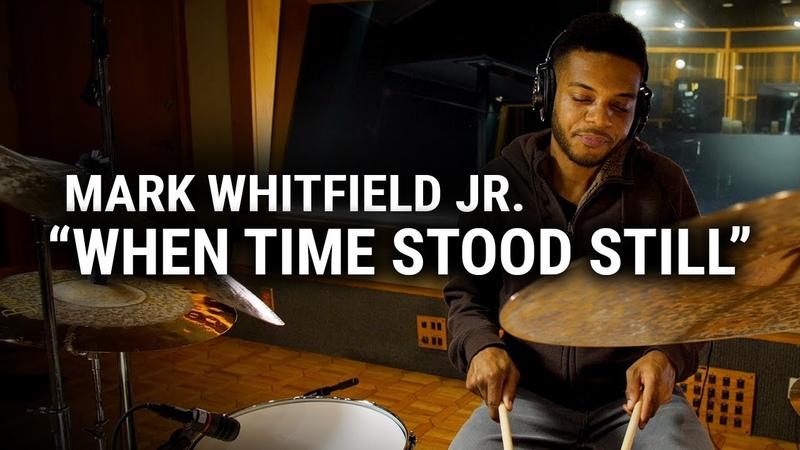 Meinl Cymbals Mark Whitfield Jr When Time Stood Still