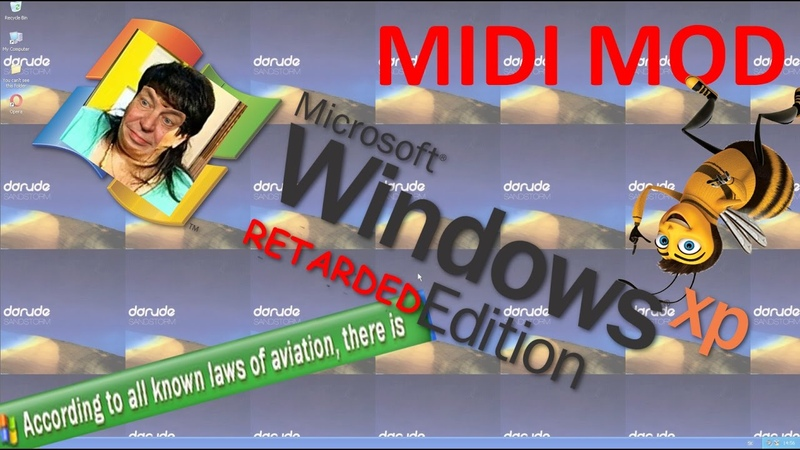 The Most Retarded Windows XP Mods DOWNLOAD LINKS