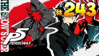 Persona 5 ► запись стрима #243 ()