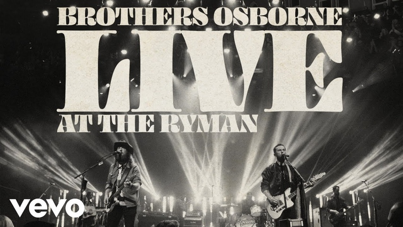 Brothers Osborne - Down Home (Live At The Ryman) [Audio]