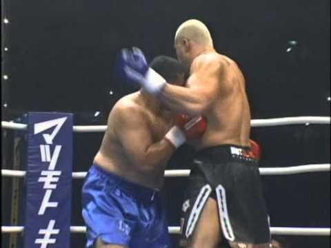 Jérôme Le Banner vs Mark Hunt - 07/12/2002 (Full Fight)