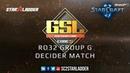 2019 GSL Season 3 Ro32 Group G Decider Match: Armani (Z) vs FanTaSy (T)