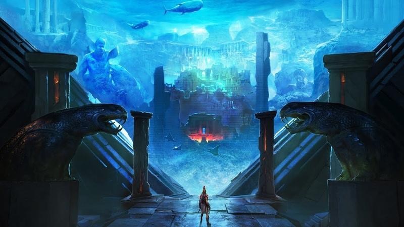 Assassin's Creed Odyssey Судьба Атлантиды Часть 12 Тёмная лошадка