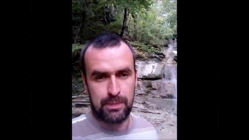 Маршрут Грозовые ворота серия 1 долина водопадов