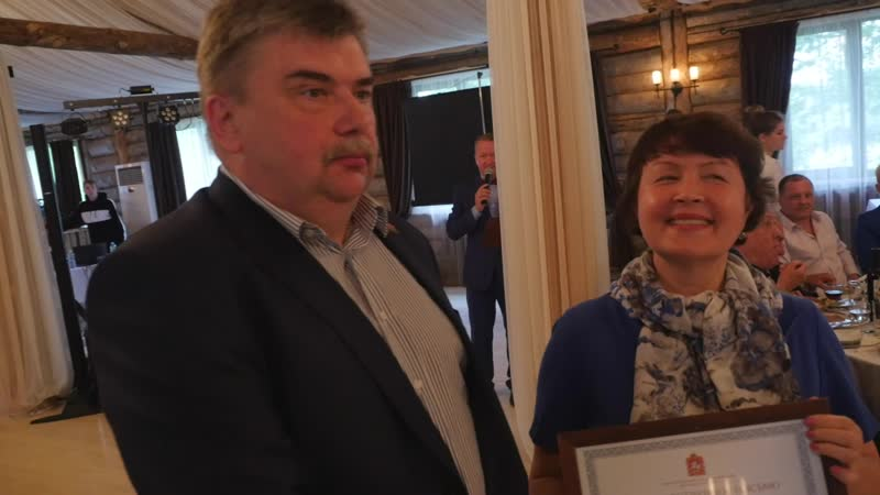 Предпринимателей и промышленников поздравили в Талдомском округе
