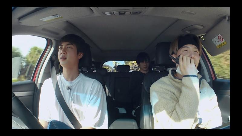 BTS 방탄소년단 BON VOYAGE Season 4 Preview Clip 2 大 환장 하이 텐션