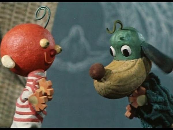 ПРИКЛЮЧЕНИЯ ПИФА Мультфильм советский для детей смотреть онлайн