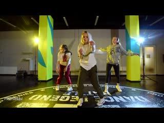 Даша Волкова: hip-hop