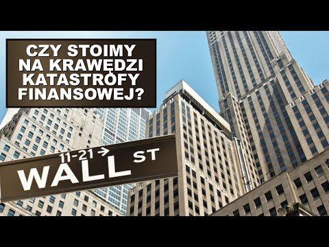 NAPRAWDĘ WAŻNE Nadchodzi katastrofa finansowa Kto stoi za systemem finansowym P Usiądek
