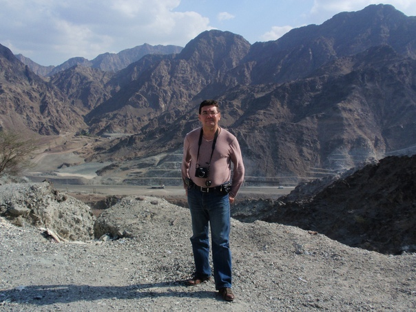 Ильдар Каримов: По дороге на индийский океан (ОАЭ)