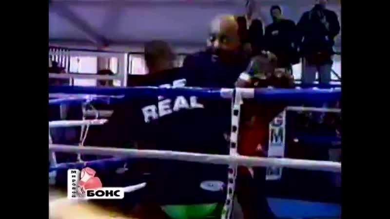 Mike Tyson vs Francois Botha